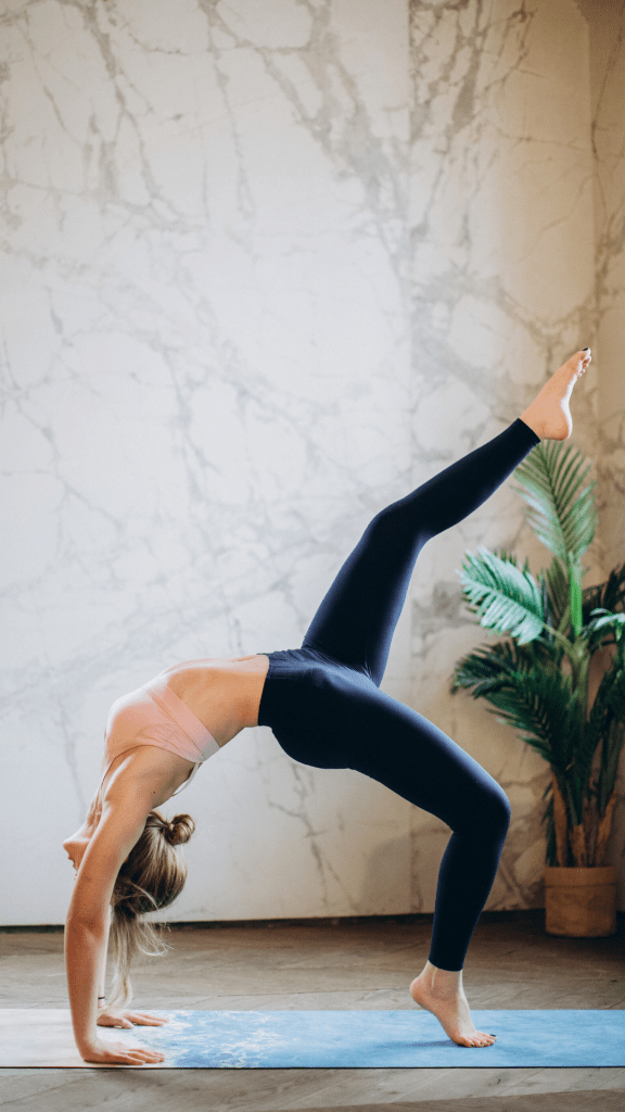 The Power of Yoga in overcoming a mental illness