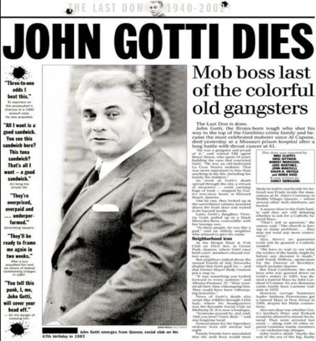 John Gotti