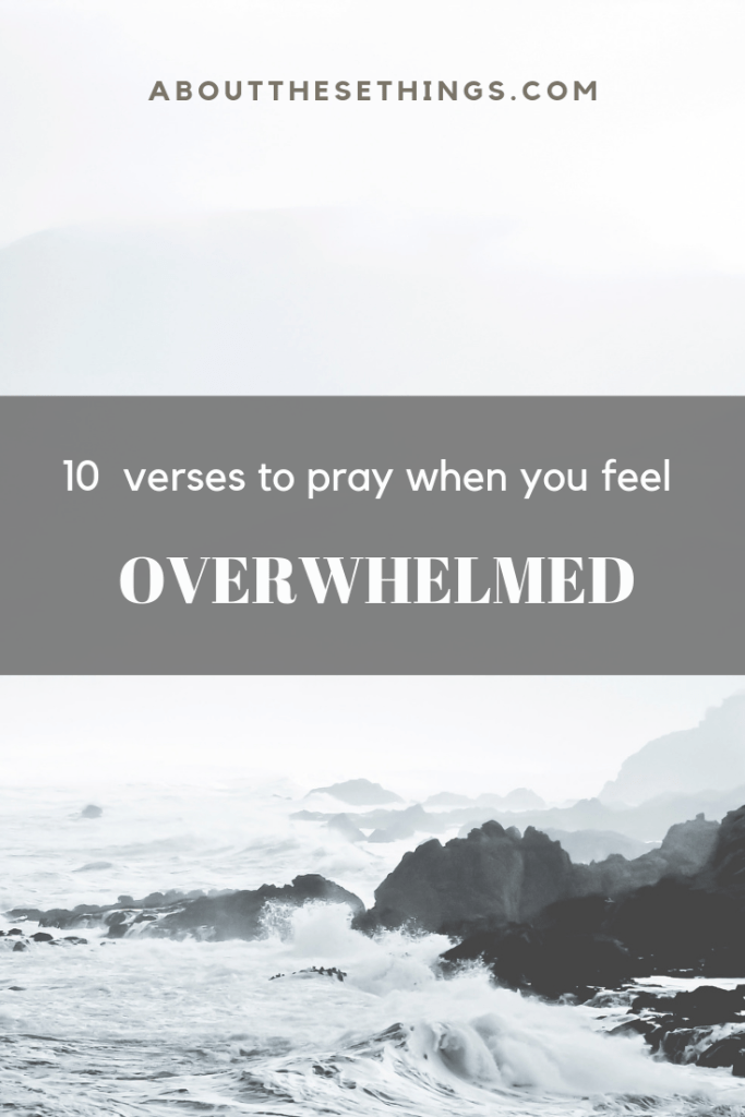 scripture for anxiety - verses for anxiety and depression