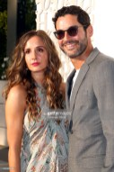 BEVERLY HILLS, CALIFORNIA - JULY 10: Tom Ellis and Meaghan Oppenheimer attend the American Friends of Covent Garden 50th Anniversary Celebration at Jean-Georges Beverly Hills on July 10, 2019 in Beverly Hills, California. (Photo by Tommaso Boddi/WireImage)