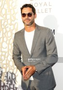 BEVERLY HILLS, CALIFORNIA - JULY 10: Tom Ellis attends the American Friends of Covent Garden - 50th Anniversary celebration held at Jean-Georges Beverly Hills on July 10, 2019 in Beverly Hills, California. (Photo by Michael Tran/FilmMagic)