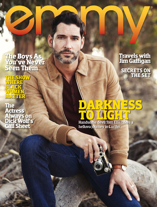 tom ellis emmy-mag2 extraTV