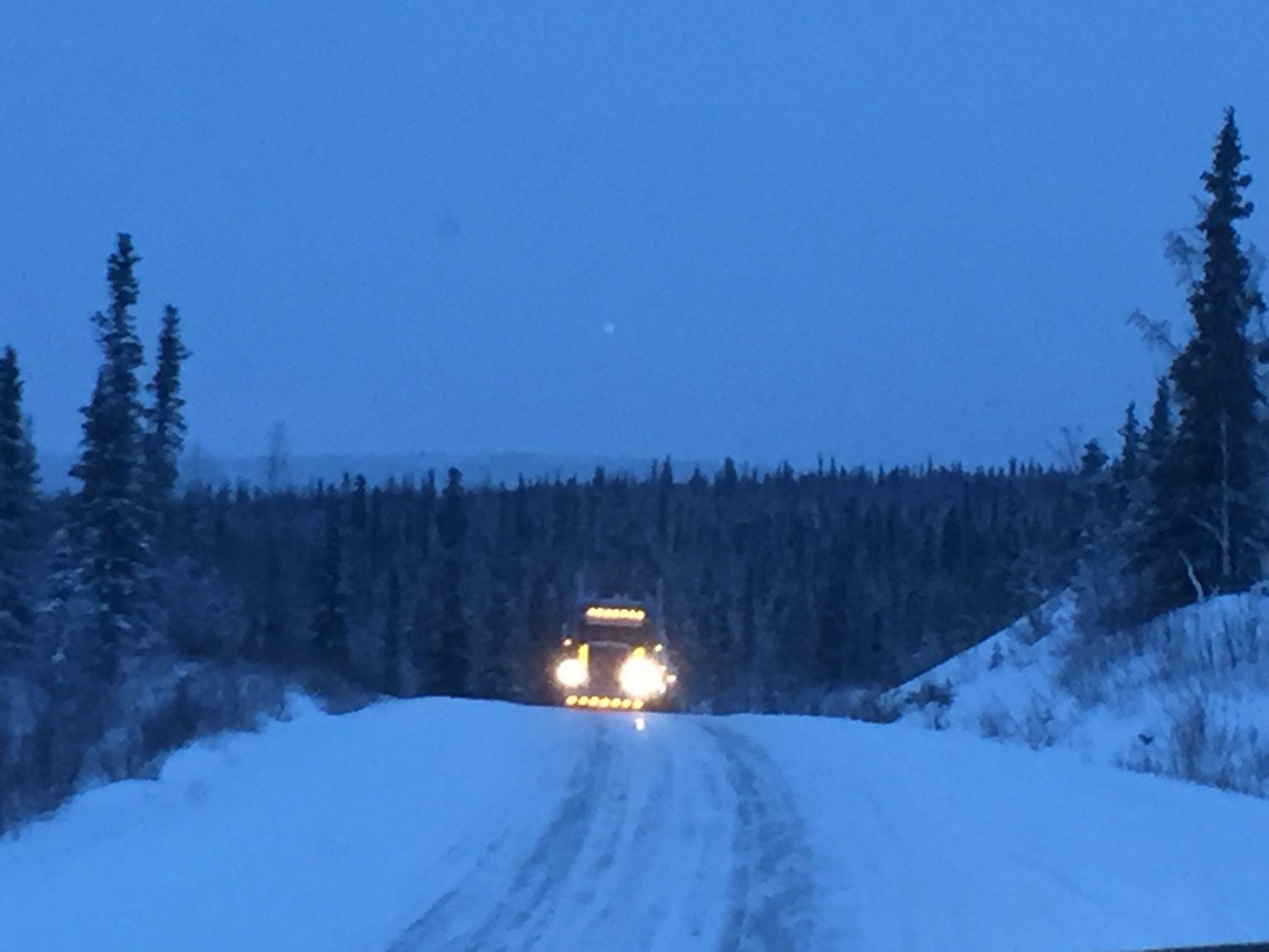 Alaska trucking