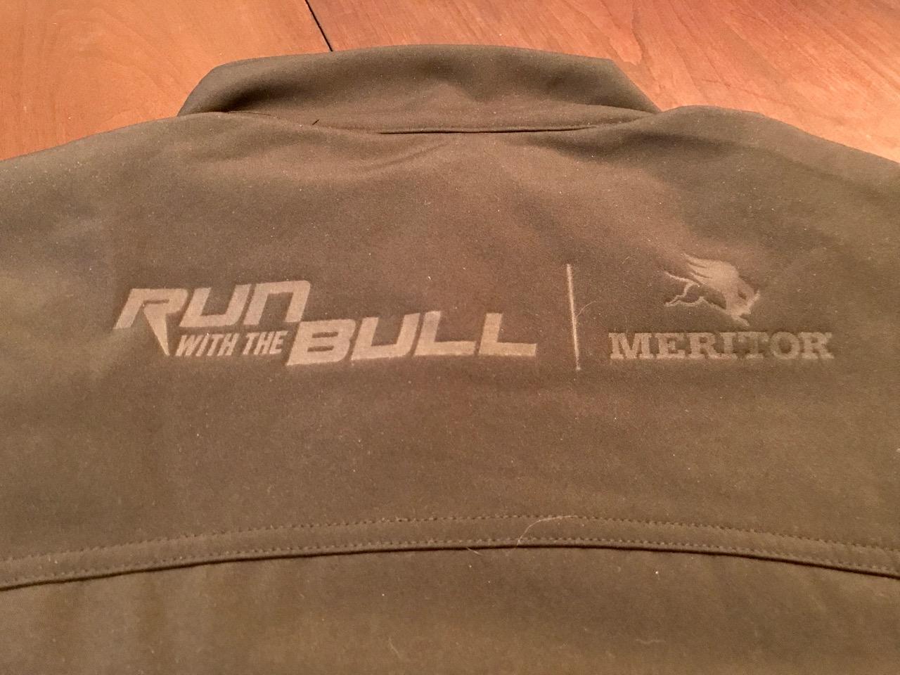 Meritor Jacket back