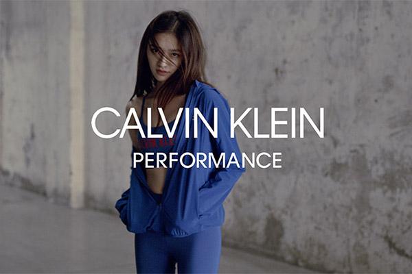 Calvin Klein Performance AW18 TVC campaign