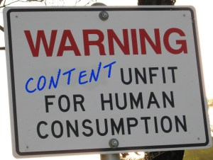 How to Avoid Crappy Content