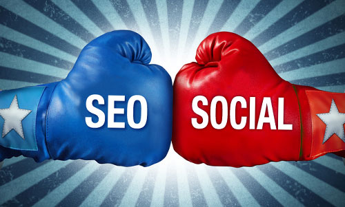 Social Media vs. SEO :: Best ROI