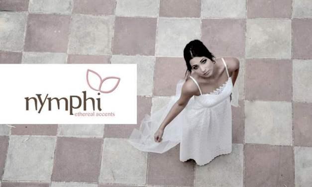 Η Nymphi παρουσιαζει τη νεα της σειρα νυφικών Bachdi Resort