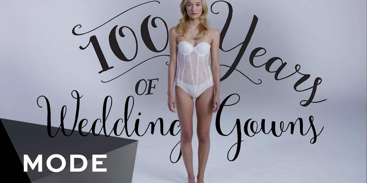 100 Χρόνια Μόδας – Νυφικά