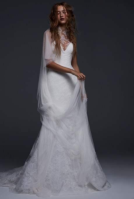 Wedding dress by Vera Wang