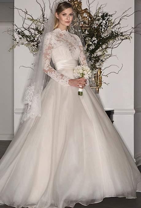 Wedding dress by Legends by Romona Keveza
