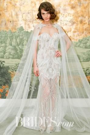 Photo: Gerardo Somoza/Indigital.tv Wedding dress by Idan Cohen