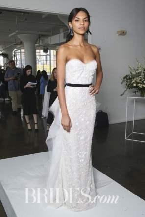 Photo: Edward James/Indigital.tv Wedding dress by Marchesa