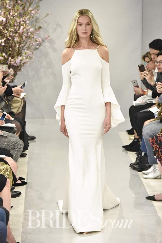 Rodin Banica / Indigital.tv Wedding dress by Theia