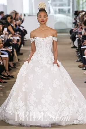 Edward James / Indigital.tv Wedding dress by Ines di Santo