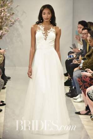 Photo: Rodin Banica/Indigital.tv Wedding dress by Theia