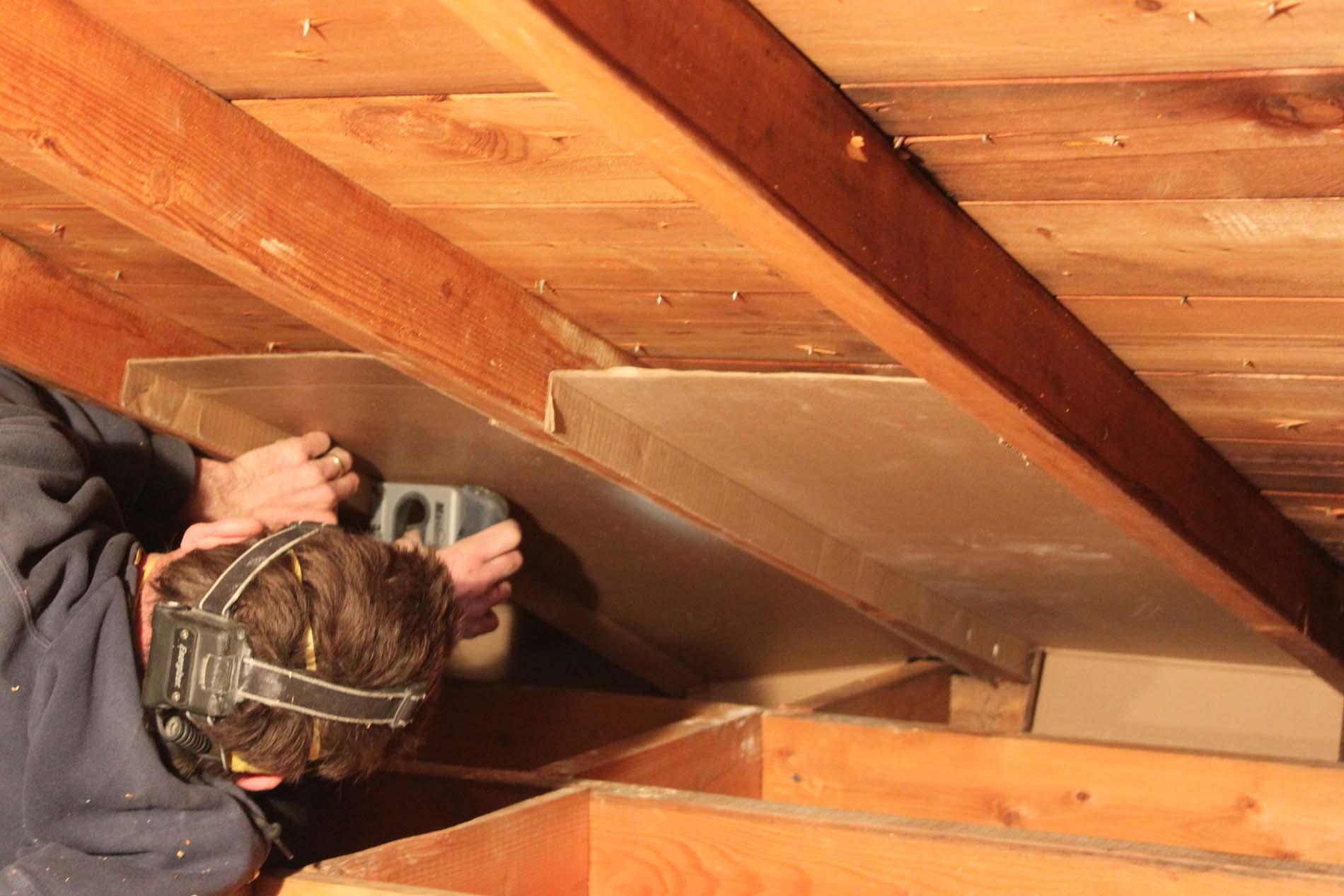 ventilation installation above all
