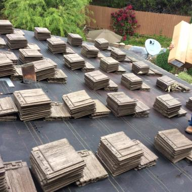 Rolling Hills Border Cedarlite Reroof Supplies #2