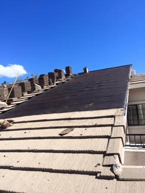 Yucaipa Tile Repair #1