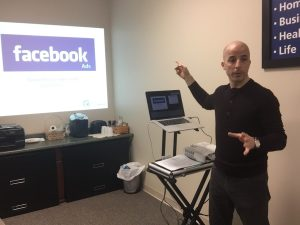 Christopher Pagli Facebook Ads Workshop