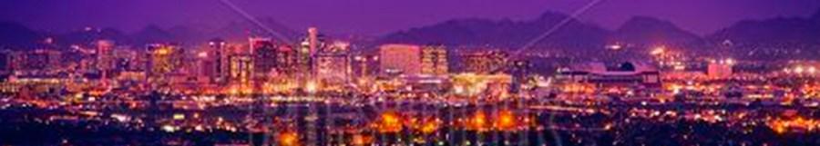 Phoenix Skyline