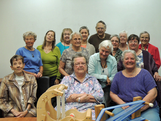 2014 Glenna Harris guild members