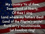 my country sweet land of liberty