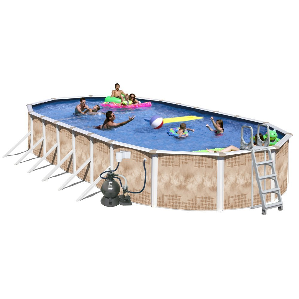 Splash pools above ground pool review best above ground for Best above ground pool reviews