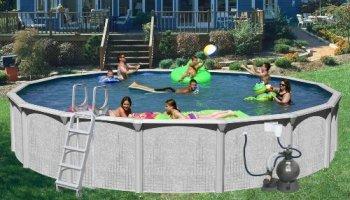 splash pools round above ground pool review