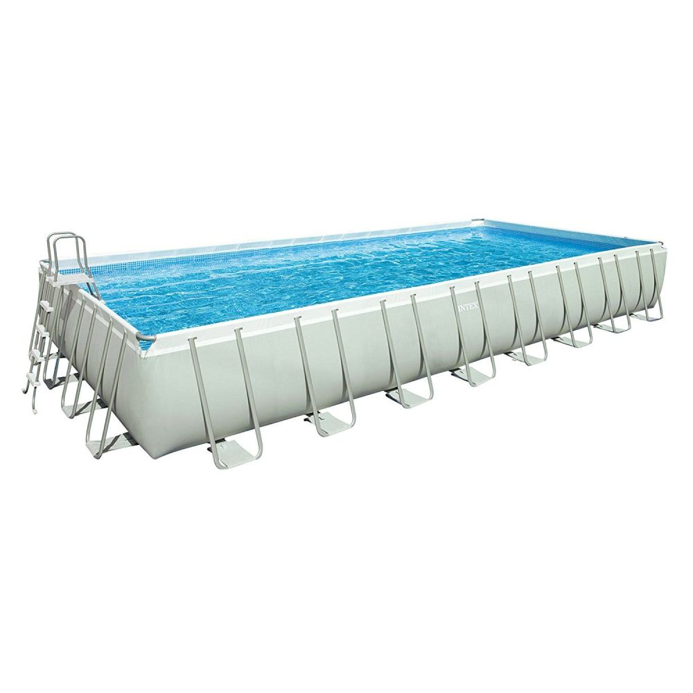 Intex Ultra Frame Rectangular Pool Review - Best Above Ground Pool