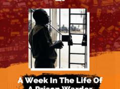 A Week In The Life Of A Prison Warder During A Pandemic