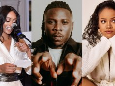 Keri Hilson recommends a Stonebwoy and Rihanna collaboration (WATCH)