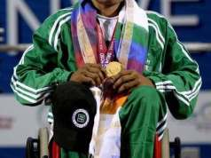 Nigerian Paralympic Champion, Esther Oyema Gets 4-Year Ban After Failing The Doping Test
