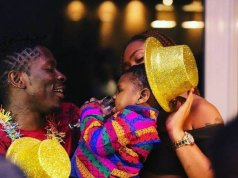 Shatta Wale, 3-year-old boy break the internet with COVID-19 awareness (VIDEO)