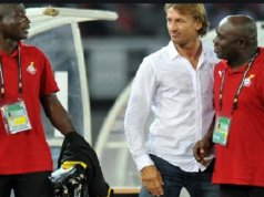 The disrespect I witnessed in Ghana inspired my success story- Two times AFCON winning coach Herve Renard