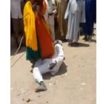 VIDEO: Emir Orders Imam To Be Flogged in Public For Holding Prayers Amidst Lockdown in Bauchi