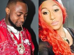 Cynthia Morgan Unfollows Colleague Singer, Davido On Instagram