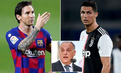 Ronaldo's Departure From Real Madrid Had Almost No Impact, But Losing Messi From Barcelona Will Have A Knock-On Effect – LaLiga Chief Javier Tebas