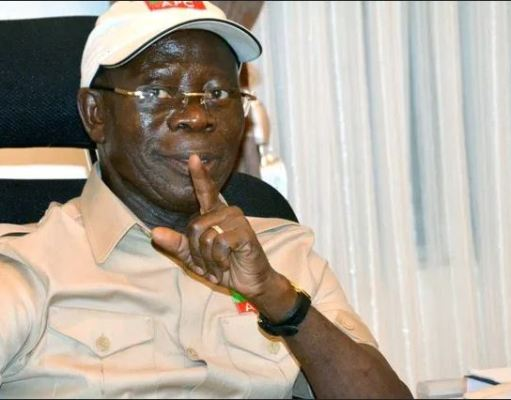 Breaking News: APC Ward Lifts Oshiomhole's Suspension