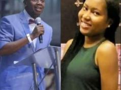 Pastor Adeboye Reacts To The R*Pe And Murder Of UNIBEN Student, Uwa Omozuwa, In One Of His Church Branches