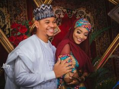 Popular Comedian MC Tagwaye Weds Presidential Aide's Daughter (Photos)