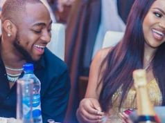 Drama As Davido Unfollows Chioma And Everyone Else On Instagram