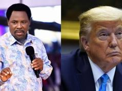 "Prophet T.B Joshua Sends Prophetic Warning To Donald Trump On ""Security Issues"""