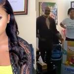 """Regina Daniel's Baby Named """"Nollywood Baby Of The Year"""" As 'Actors Guild Of Nigeria' Visits Their Home (Video)"""