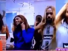 BBNaija2020: Male Housemates Unleash The Bobrisky In Them (Video)