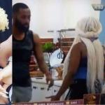 #BBNaija2020: Tochi And Lucy Clash Over House Cleaning (Video)