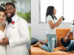 Nollywood Couple, Linda Ejiofor And Ibrahim Suleiman Welcome Their First Child