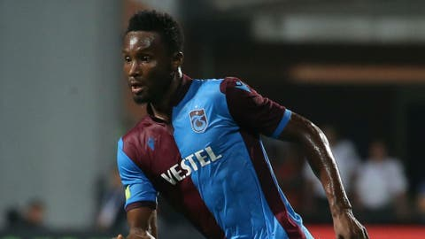 Apologise And I Will Return, Mikel Tells Trabzonspor