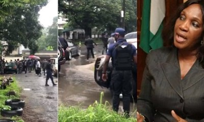 How Wike Rescued Me From Lawless Police Officers Who Invaded My House - Ex-NDDC DG, Nunieh