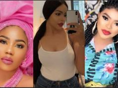 """Nengi Is Not The Cause Of Your Frustration""- Bobrisky Blasts Toyin Lawani"